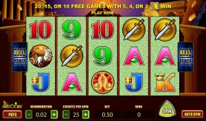 Play Pompe 2 slots online free