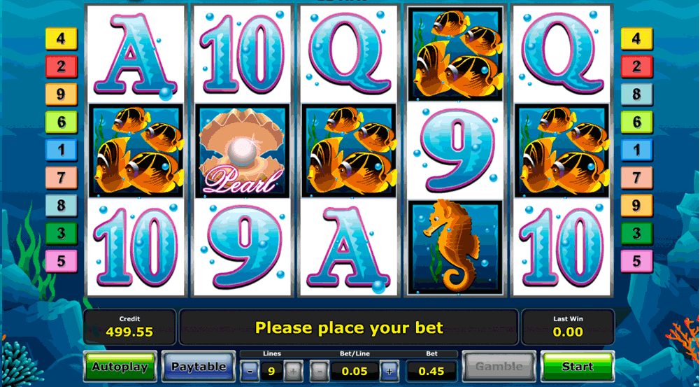 Play Dolphins Pearl slots online