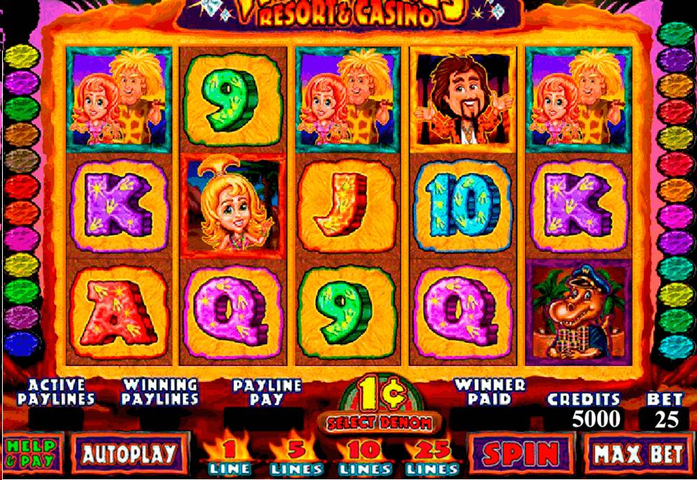 Winstones Resort And Casino slots online