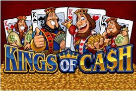 Kings Of Cash Microgaming slots online