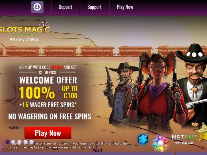 Magic Casino slots online