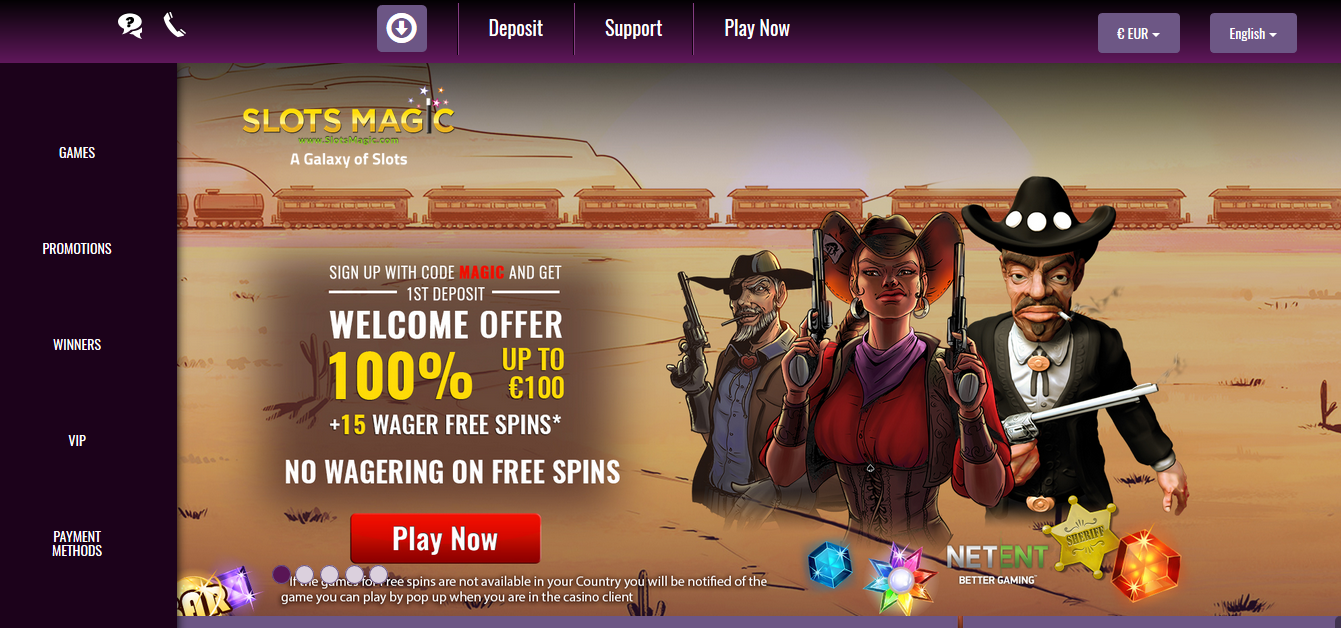Magic Casino Slot