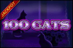 100 Cats slots online