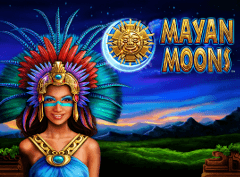 Play Mayan Moons slots online