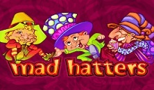Play Mad Hatters slots online