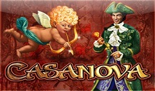 Casanova Amatic slots online