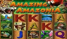 Play Amazing Amazonia Egt slots online