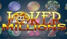Free Joker Millions Yggdrasil slots online