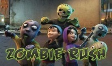 Zombie Rush Leander slots online