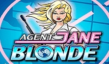 Agent Jane Blonde Microgaming slots online