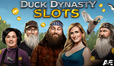 Duck Dynasty slots online