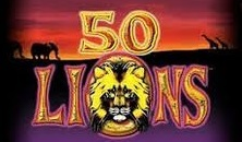 Play 50 Lions slots online free