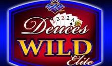 Play Deuces Wild Elite Video Poker slots online