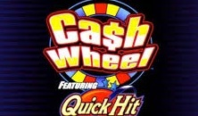 Play Quick Hit Cash Wheel slots online