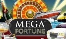 Mega Fortune slots online