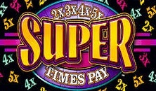 Play Super Times Pay slots online