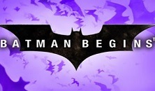 Batman Begins slots online