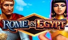 Play Rome And Egypt slots online