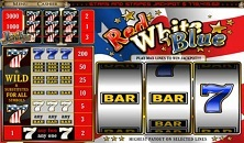 Red White and Blue Slots