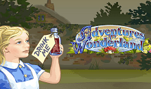 Adventures in Wonderland Slots Online