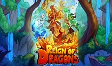 Free Reign of Dragons Slots