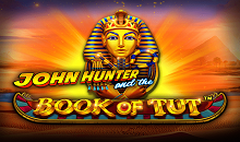 John Hunter and the Book of Tut Slots Online