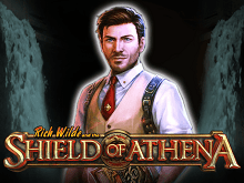 Rich Wilde and the Shield of Athena Slots Online