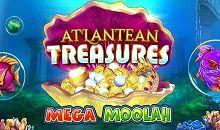 Atlantean Treasures: Mega Moolah Slots Online